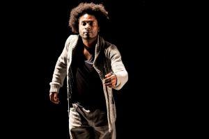 "Fabrice TARAUD dit ""Pika"" entrain de danser"