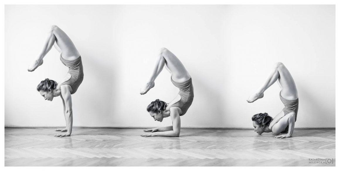 Workshop d'équilibres et acroyoga avec Maria Witecka