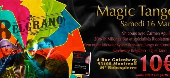 Magic Tango