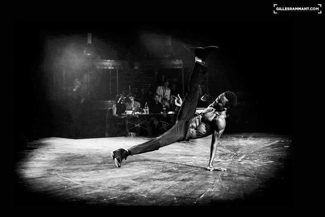 Stage d'Acrobatie avec Kader DIOP // Cie Cocasse