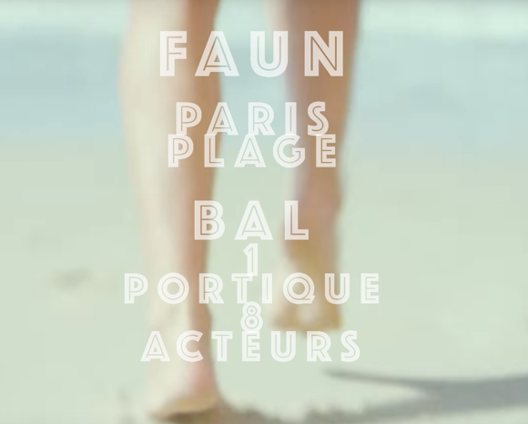 Spectacle BAL – Paris plage 2019