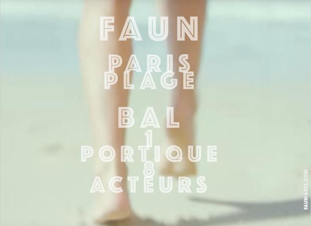 Spectacle BAL – Paris plage 2019