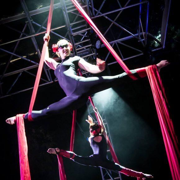 Stage FAUN Trapèze / Tissu – au Cirque électrique