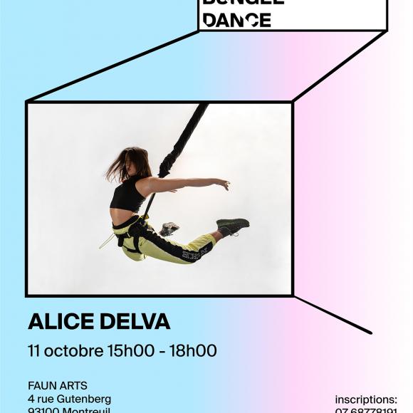 Stage #5 – Danse aérienne avec bungees – Octobre 2020